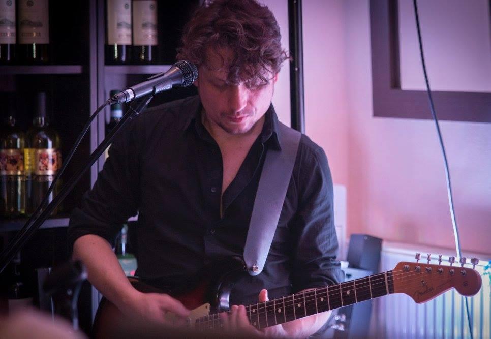 Oliver Szekely - Gitarrenunterricht Erlangen